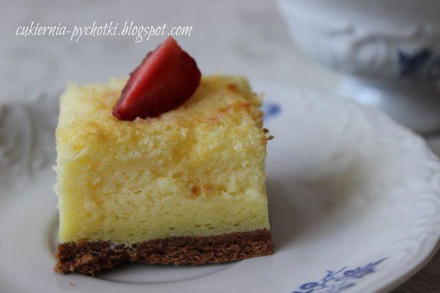 Cukiernia Pychotki: Sernik na jogurtach greckich