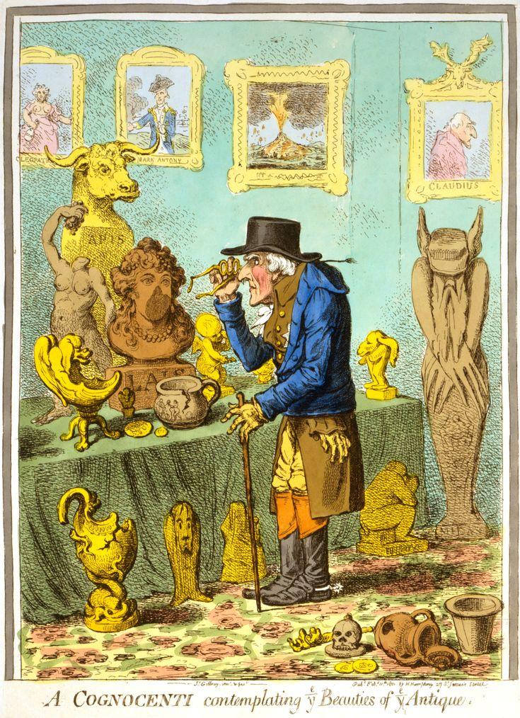 caricature of william hamilton - Google Search