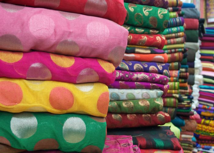 Textile Adventures Day 4: Fabric Shopping at Last! | Global Interior Design Blog | Handmade Textiles | Inspired Living