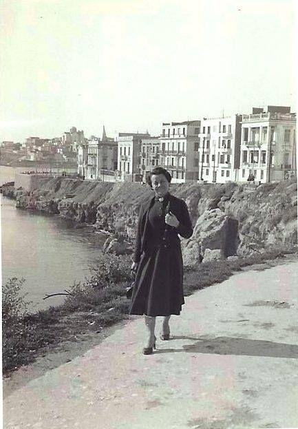 1957 ~ Kastella, Piraeus
