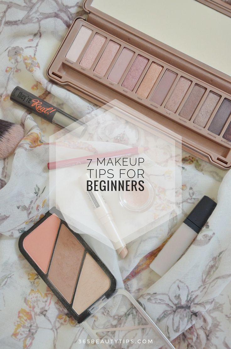 Makeup basics: 7 tips for beginners