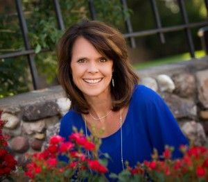 Michele Cushatt, author, speaker, and blogger (also does podcasts with Michael Hyatt), 2016