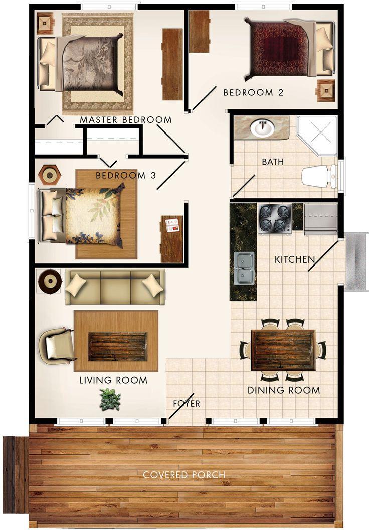 Bayside III Floor Plan
