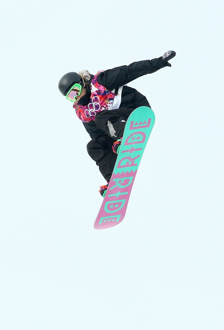 Stefi Luxton - Semi-Finals (Getty Images) #makingusproud