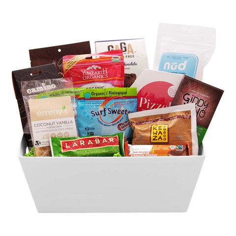 8 best snacks gift baskets images on pinterest gift basket gift sweets treats gift basket gluten free deluxe jules baskets negle Gallery