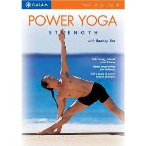 Interesting Power Yoga Dvd