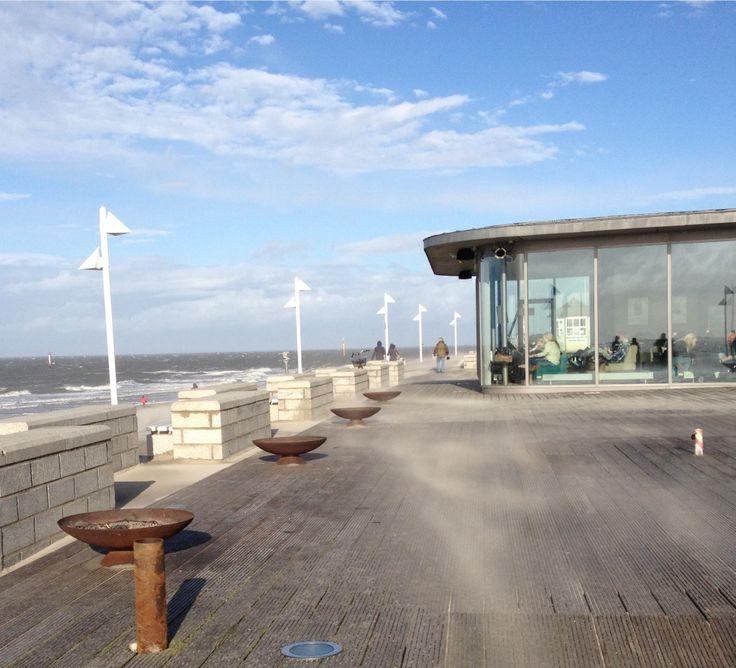 Milchbar Norderney voor de heerlijkste Milchreis en het mooiste uitzicht!