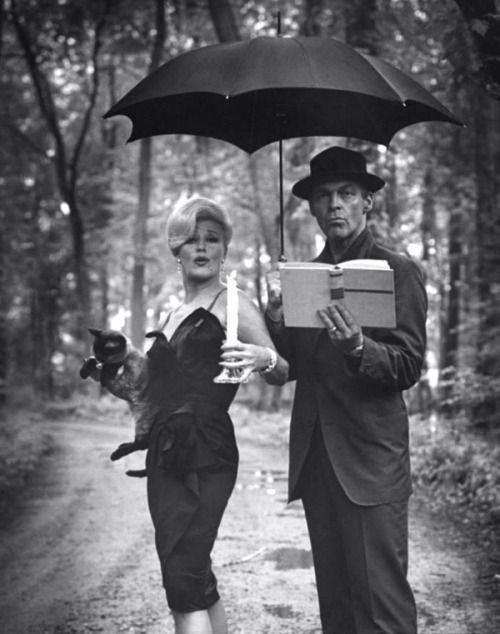 Ginger Rogers & husband William Marshall