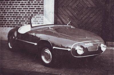 Brütsch Pfeil, 1956