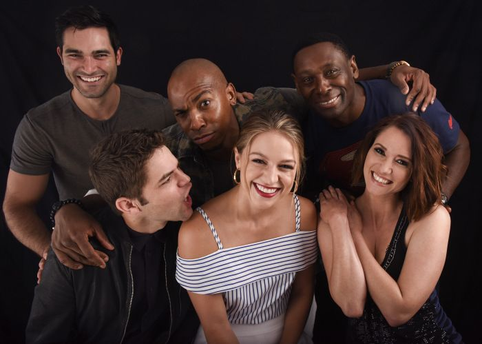 Exclusive Comic-Con Portraits From Favorite Shows