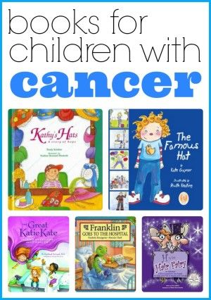 Books for Children with Cancer shared by Jenae writer of I Can Teach My Child