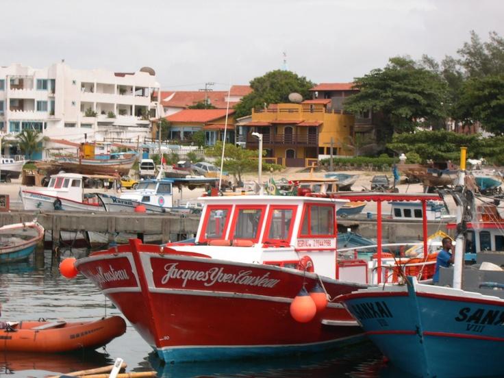fishing boats - arraial do cabo - brasil