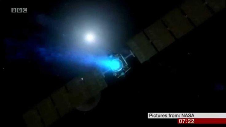 4 biggest asteroids in asteroid belt - photo #30