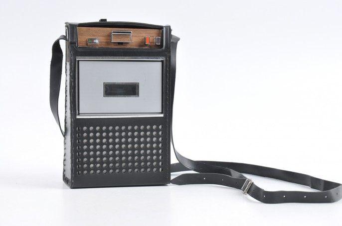 Přehrávač Philips Cassette-Recorder 2202