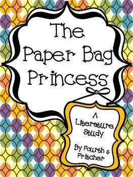 Calling all Lords and Ladies!This product contains activities and lessons aligned with the picture book The Paper Bag Princess by Robert Munsch. You will get:Author versus Illustrator (with extension activity)Characterization ChartFairy Tales Anchor ChartLiterary Elements ChartMaking Words ActivityReal versus Fantasy T-ChartSequence of EventsText Connections Worksheets (4 different connections)Vocabulary Chart (six words)Vocabulary Flip Book (same six words)Activities can be used with…