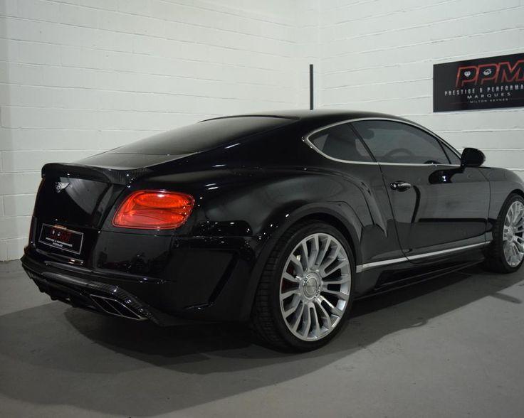 Used 2015 Bentley Continental GT GT V8 for sale in Milton Keynes from PPM Milton Keynes.