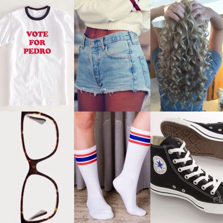 Napoleon dynamite costume for girls