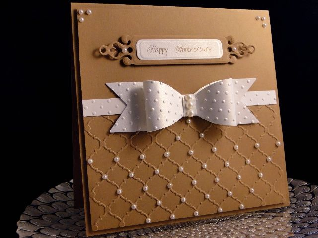 Late Anniversary card by jasonw1 - Cards and Paper Crafts at Splitcoaststampers