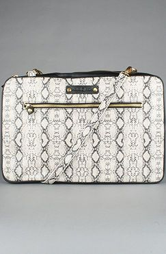 The Julia Laptop iPad Sleeve bag by Mata Hari - $108