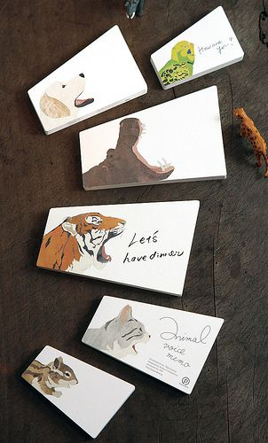 animal voice memo produced by YKP, illustrated by Ko.Machiyama