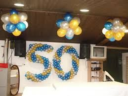 17 best images about 50 on pinterest birthday party for Decoracion con globos 50 anos