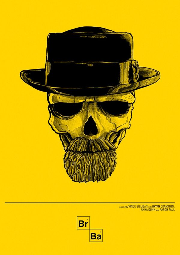 14 Pieces Of Must-See Breaking Bad Fan Art   Features   Empire