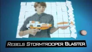 Star Wars Gadgets - YouTube #starwarsrebels #stormtrooper #blaster #rebels #starwarsgadgets #stormtrooperblaster