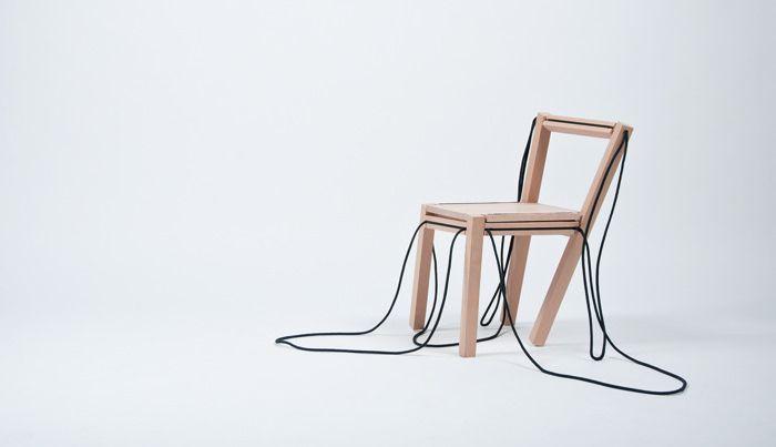 Chaise élastique