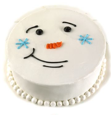 snowman cake | snowman-cake-for-marble-slab-creamery