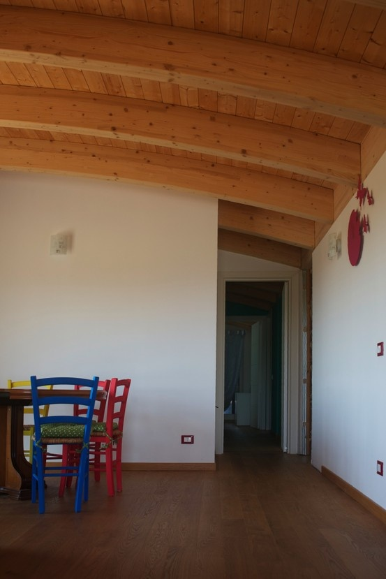 casa Marcolin- Asolo (TV) Italy