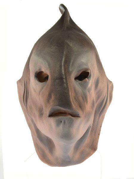 "https://11ter11ter.de/24725455.html Latex Überziehmaske ""Homoshark Hai"" für Erwachsene #11ter11ter #Maske #Latex #Tiermaske #Tier #Mask #Animal #Kostüm"