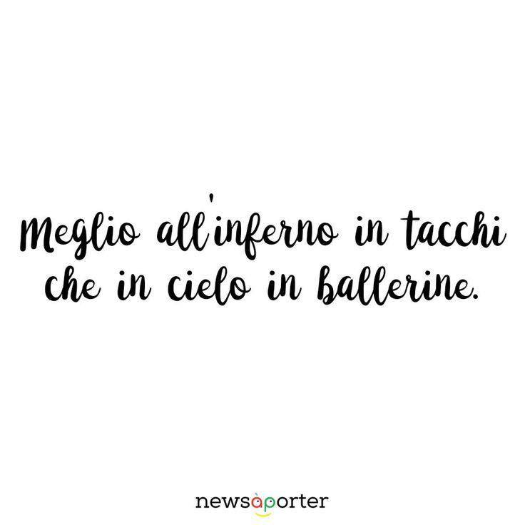 Meglio all'inferno in tacchi che in cielo in ballerine Sul nostro sito trovi tutte le ultime TShirt di tendenza della nuovissima collezione Tagga i tuoi amici per far conoscere il nostro marchio! Chi tagga di più ottiene visibilità e viene taggato a sua volta! #inferno #tacchi #ballerine #newsaporter #coeuno #tantaroba #solobellagente #bellavita #bellagente #bomber #bomberone #bomberina #principessa #bravaragazza #ragazzasexy #mifavolare #ioete #siamosolonoi #ignoranza #aperitivo #seratina…