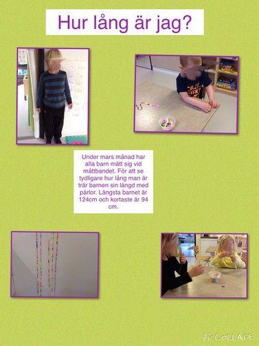 Bildresultat för mäta längd barn