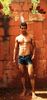 Mr. India United Nations 2012 contestant