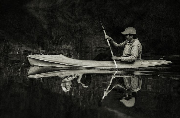 The Boatman by Kaeyla McGee