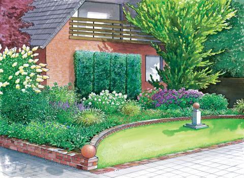 5668 besten Garten Bilder auf Pinterest Garten, Pflanzen und Pflege - garten und landschaftsbau vorher nachher