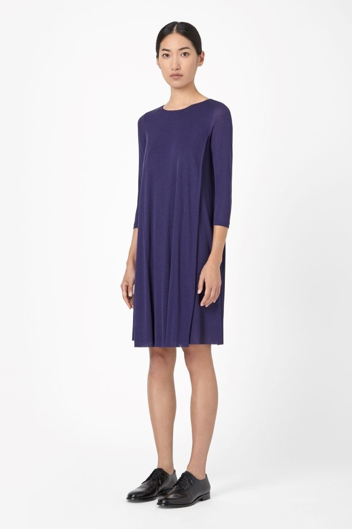 COS | Double-layer dress