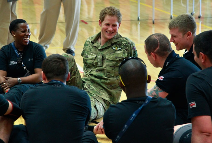 He's always been a favourite among his British and Australian subjects, but Prince Harry is now a hit in the US too.The party prince is currently on a seven-day tour of America and is winning the hearts of people everywhere he goes.Keeping his clothes on this time – Harry was famously photographed naked in Las Vegas last time he was in the US – the 28-year-old royal has been deploying his usual easy charm at all his engagements, winning himself countless male and female fans.
