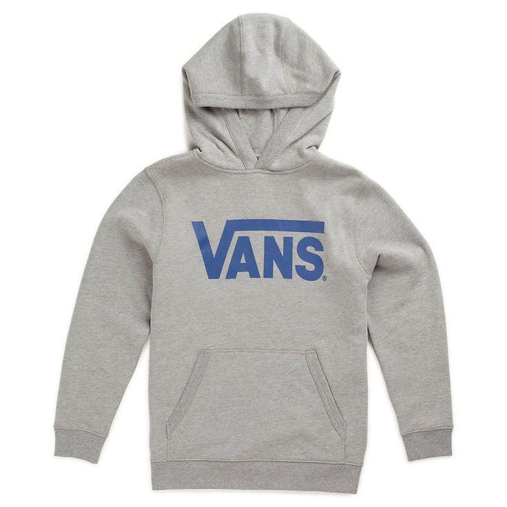 Boys Vans Classic Pullover Hoodie | Shop Boys Sweatshirts at Vans
