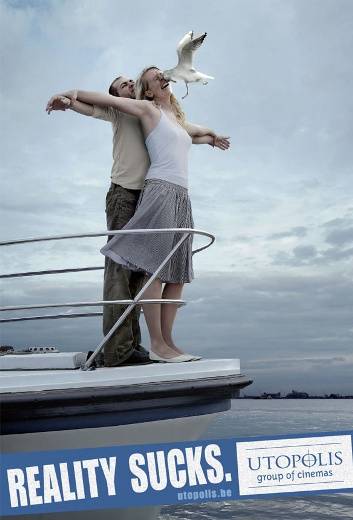 """""""Titanic"""" genre mash-up with """"The Birds"""""""