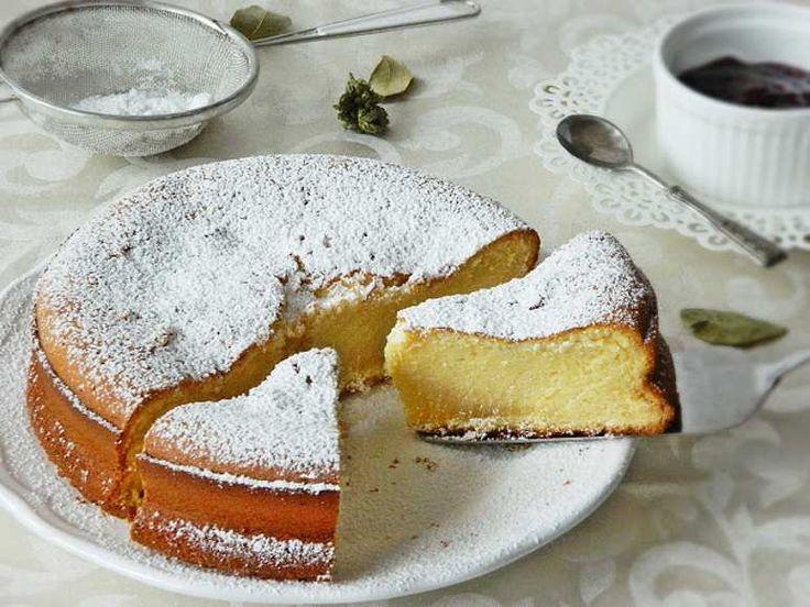 Φανταστικό κέικ με ζαχαρούχο μόνο με 4 υλικά!!!! - Hotels4all