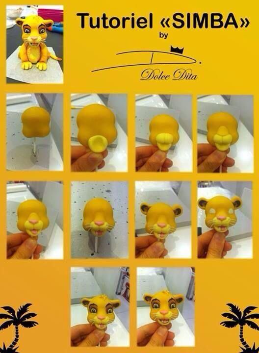 Step by Step: Simba