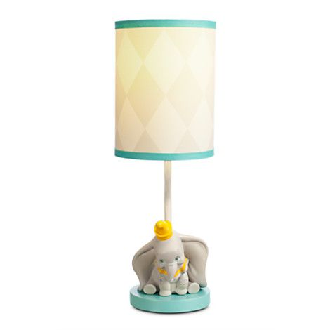 Dumbo Nursery Lamp Disney Pinterest And Themed