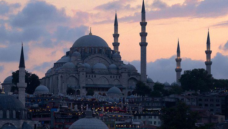 Env Pack 06 / Turkey — Istanbul, Antalya, Ankara