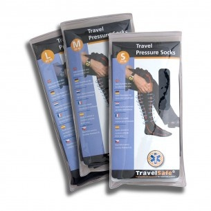 TravelSafe Travel Pressure Socks steunkousen