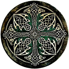 "Celtic Mandala..Aye'...Very Lovely!!!! :-)  Originally From ""March of The Celts"".."
