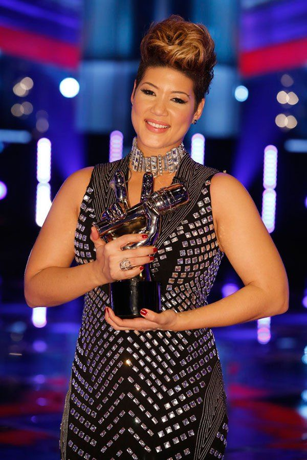 #Tessanne Chin Talks Her Relationship With Adam Levine After #TheVoice   OK! Magazine