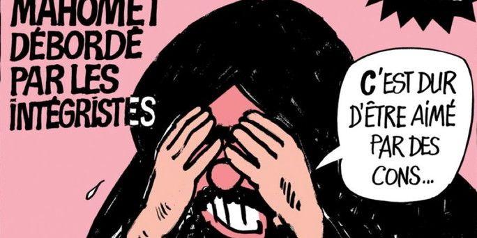 """Kommentar """"Je suis Charlie Hebdo"""": Jede Menge falsche Freunde - taz.de"""