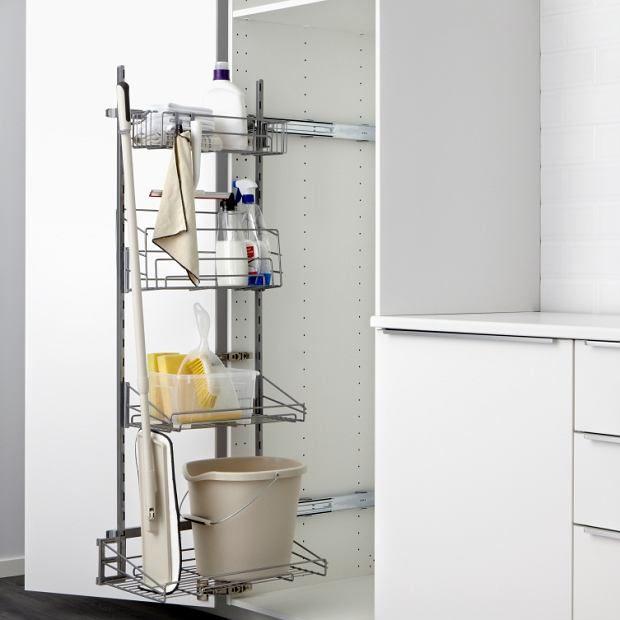 Zdjęcie numer 6 w galerii - Jak sprawić, żeby w kuchennych szafkach zmieściło się więcej? Sposoby na organizację