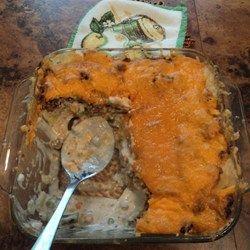 Leftover Meatloaf Tater Tot Casserole - Allrecipes.com